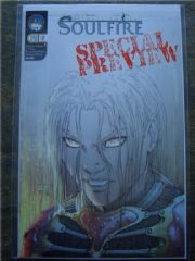 Aspen Soulfire #6A PR Special Preview Turner Variant